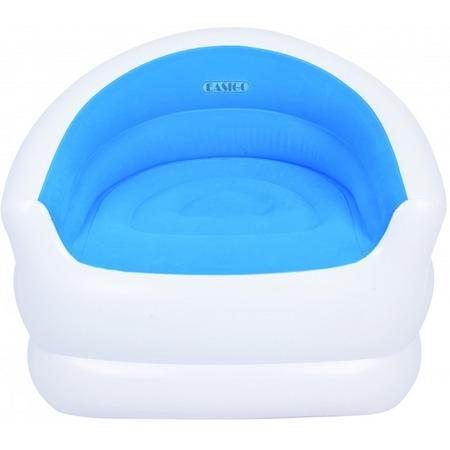 Кресло надувное Relax Easigo Colour-Splash Lounge Chair. В ассортименте