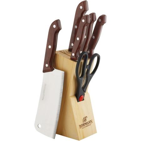 Купить Набор ножей Bohmann BH-5127 MRB