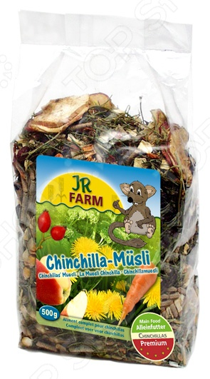 jr farm Chinchilla Muesli 25581