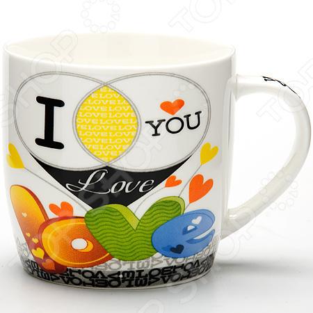 цена на Кружка Loraine I Love You