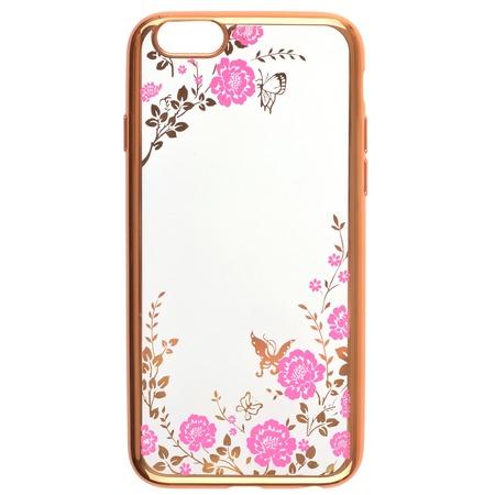 Купить Чехол защитный skinBOX 4People color style для Apple iPhone 6/6S