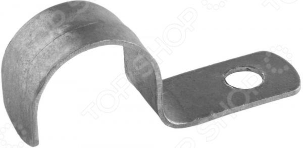 Скобы для крепления металлорукава Светозар 60211 звонок электрический с кнопкой светозар аккорд 58036