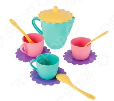 Чайный набор игрушечный Mary Poppins «Бабочка» 39319 чайный набор mary poppins бабочка  16 предметов 39318