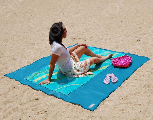 Коврик туристический Sand Free Mat «Анти-песок»