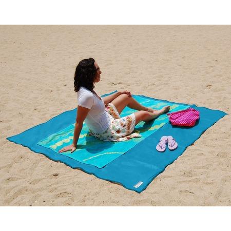 Купить Коврик туристический Sand Free Mat «Анти-песок».
