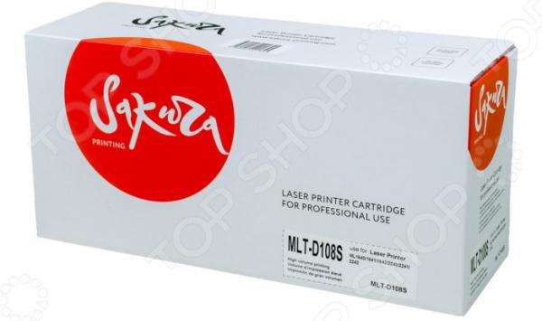 Картридж Sakura MLTD108S для Samsung ML1640/1641/1642/2240/2241/2242