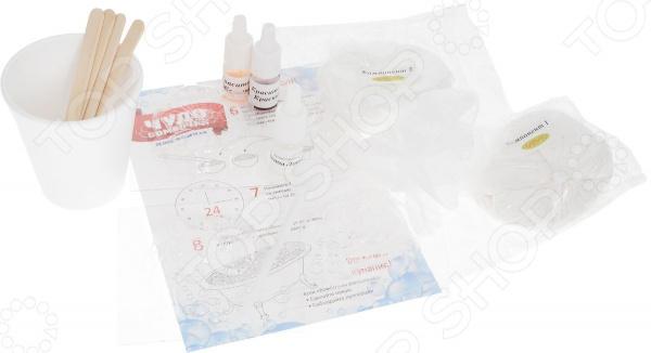 Набор для детского творчества Каррас «Чудо Бомбочки. Цветочные» игра каррас жидкий свет x026