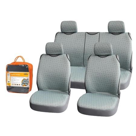 Купить Набор чехлов-маек для передних и задних сидений Airline «Виспер» ASC-KV-06
