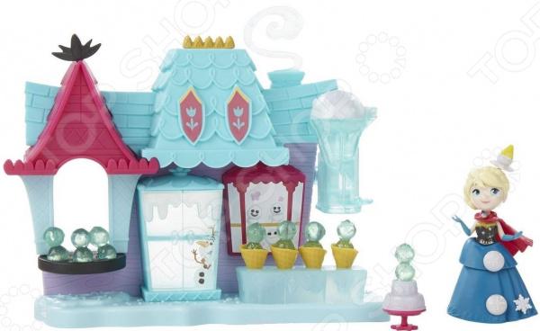 Набор игровой с аксессуарами Hasbro Disney Frozen «Анна. Эльза». В ассортименте набор теста для лепки disney анна и эльза