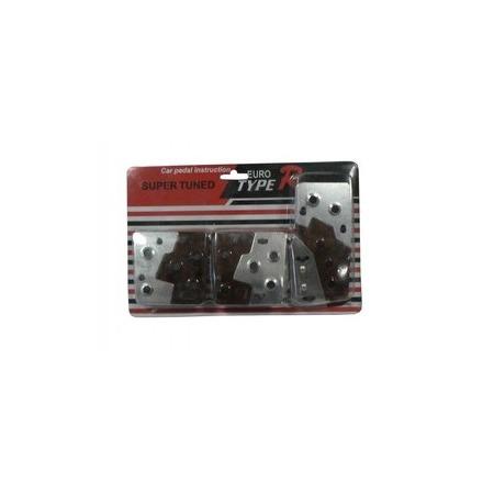 Купить Накладки на педали TYPE R FR-6207