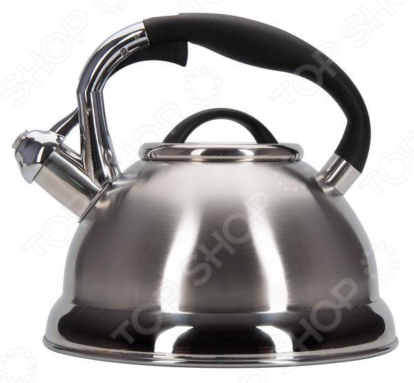 Чайник со свистком Regent 93-TEA-28 чайник 2 6 л со свистком regent tea 93 tea 29