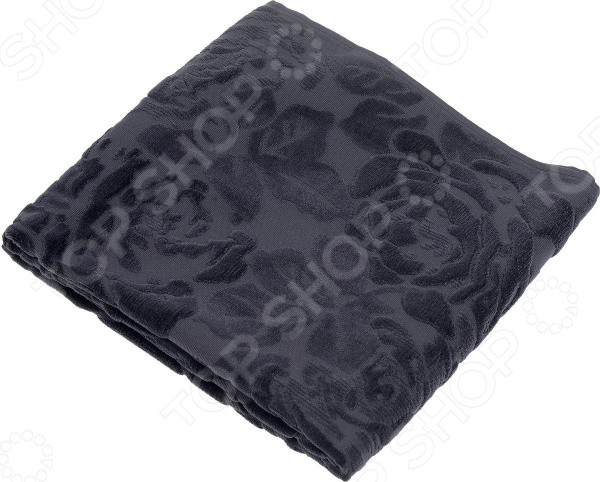 Коврик для ванной комнаты Issimo Home Melrose Carpet. Цвет: индиго
