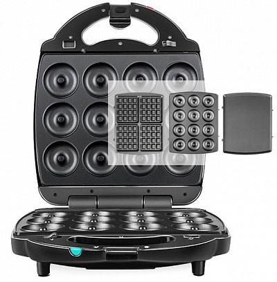Мультипекарь Redmond RMB-M705/3 прибор для приготовления пончиков ariete 189
