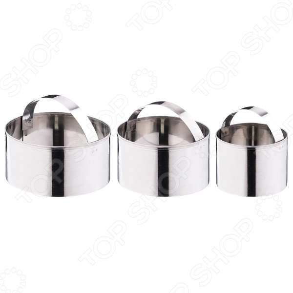 Набор форм кулинарных Agness 712-083