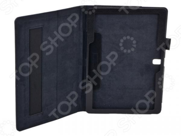 Чехол для планшета IT Baggage для Samsung Galaxy Tab Pro 10.1 protective pu leather case w card slot for samsung galaxy tab pro 8 4 t320 321 black grey