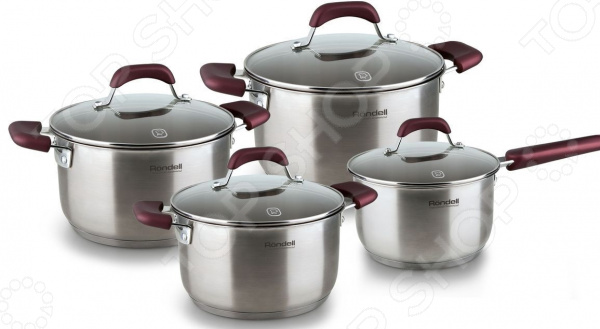 Набор посуды Rondell Bojole RDS-824