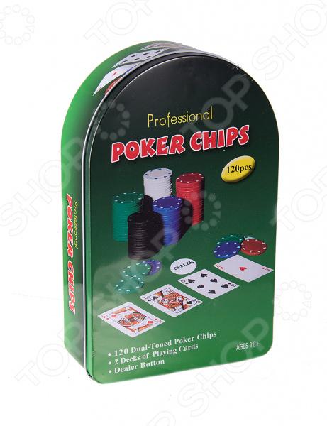 Набор игровой подарочный «Покер» 42447