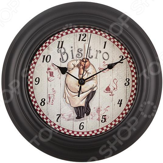 Часы настенные Lefard Chef Kitchen 220-116