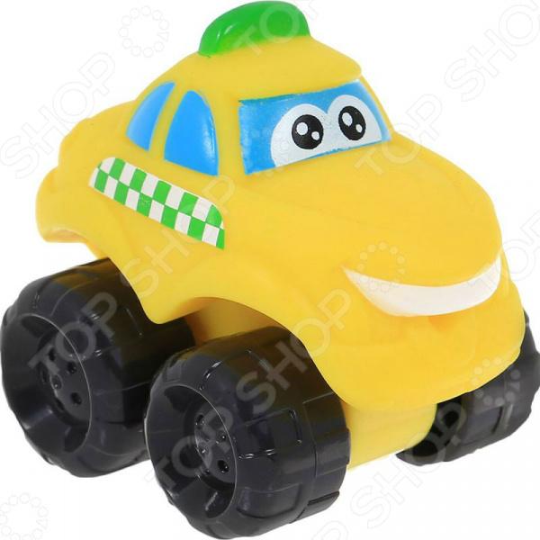 Машинка игрушечная Chuck & Friends «Такси Хонкер»