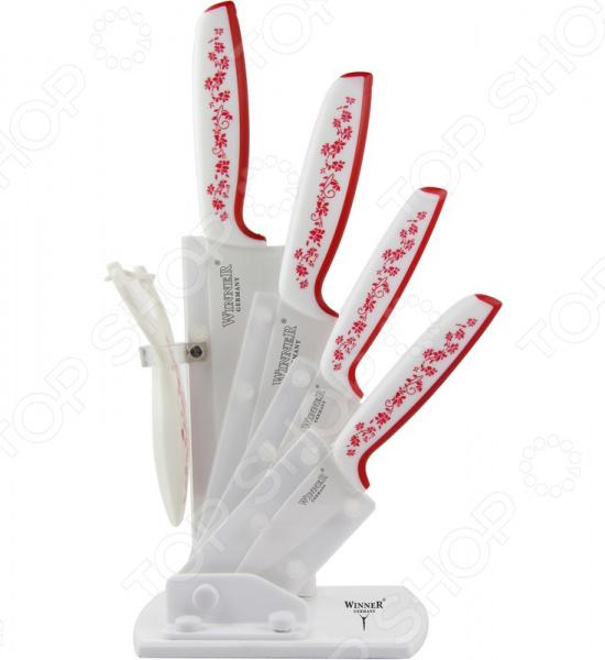 Набор керамических ножей Winner WR-7320