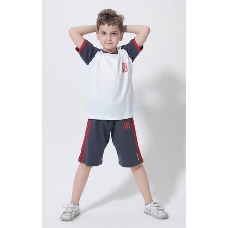 Купить Пижама для мальчика BlackSpade 7030. Цвет: антрацит