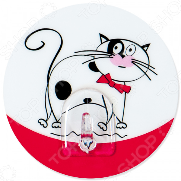 Крючок Tatkraft Funny Cats Treufeldt tatkraft mega lock