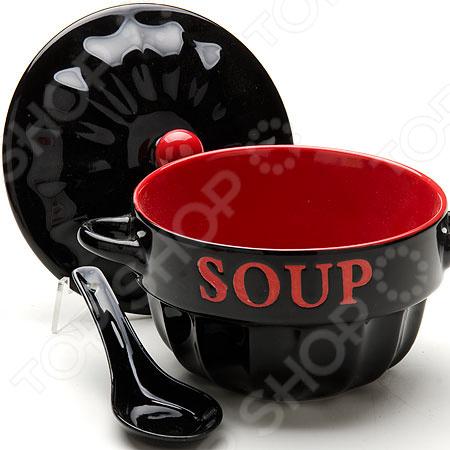 Супница Loraine 24237-3 это отличная посуда для подачи супов, борщей, бульонов и других жидких блюд. Посуда довольно большая и глубокая, способна вместить до 775 мл жидкости! Сделана из жаропрочной доломитовой керамики, которая гарантирует его долговечность и экологичность. Внешняя сторона красиво украшена рисунком. Дизайн безусловно придется по душе даже самым требовательным хозяйкам. Проста в уходе и подходит для мытья в посудомоечной машине.  Не содержит токсичных веществ и тяжелых металлов.  Отлично взаимодействует с продуктами питания;  Легко очищается от загрязнений;  Имеет изящную гладкую форму. Тарелку рекомендуется очищать вручную теплым раствором моющего средства. Во время мытья не используйте жесткие губки и чистящие абразивные вещества.