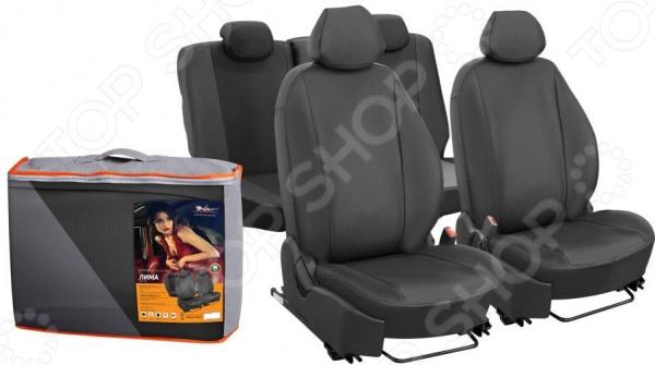 Набор чехлов для сидений Airline Ford Focus II, 2004, «Лима» ACCS-L-22 Набор чехлов для сидений Airline Ford Focus II, 2004, «Лима» ACCS-L-22 /