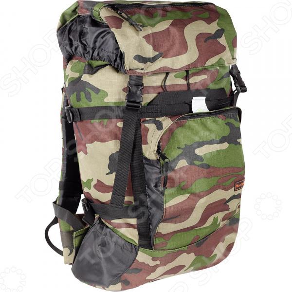 Рюкзак охотника Huntsman «Кодар» № 70. Рисунок: Камуфляж