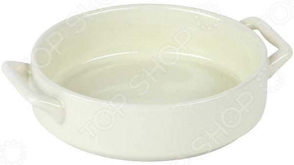 Форма для выпечки керамическая круглая Pomi d'Oro набор посуды для готовки pomi d oro terracotta conveniente set