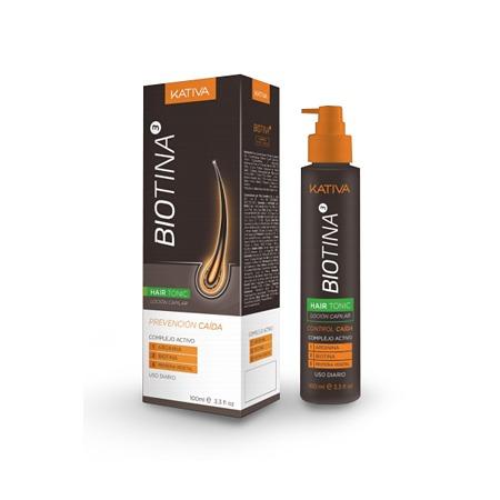 Купить Тоник против выпадения волос Kativa Biotina