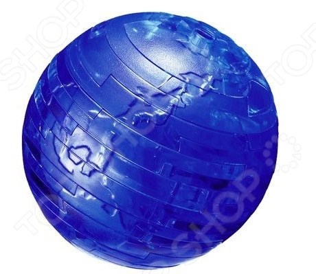 Пазл 3D Crystal Puzzle «Планета земля» crystal puzzle 3d головоломка енот 48 деталей