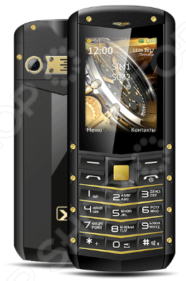 Мобильный телефон Texet ТМ-520R телефон проводной texet tx 201 белый