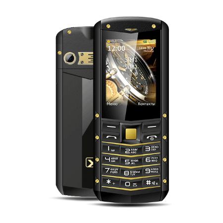 Телефон мобильный Texet ТМ-520R
