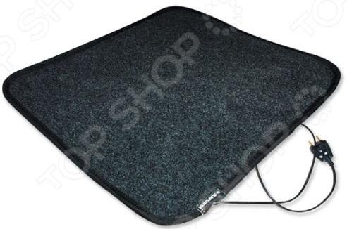 Сушилка для обуви Sun Power Carpet функционирует на основе инфракрасного обогревателя и используется для утепления персонального рабочего места, обогрева лежаков и домиком животных, а также для просушки обуви словом, функциональные возможности коврика достаточно велики. Верхнее покрытие изделия представлено прочным моющимся ковролином на основе латекса, что обеспечивает максимально эффективное использование изделия в течение длительного времени. Коврик укомплектован шнуром питания с вилкой и выключателем длина шнура 1 метр . Изделие легко очищается от пыли и грязи при помощи пылесоса или щетки. Температура на поверхности изделия достигает 35 градусов. Потребляемая мощность 27,5 Вт, напряжение 220 В.