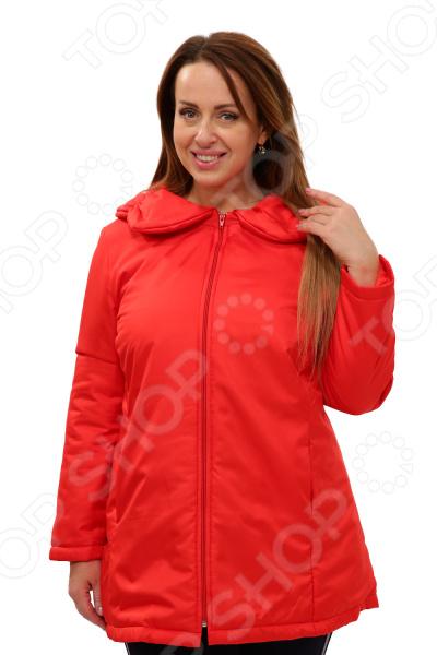Куртка СВМ-ПРИНТ «Восточный ветер». Цвет: красный