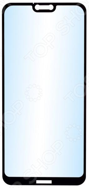 Стекло защитное skinBOX Full Screen для Huawei P20 Lite