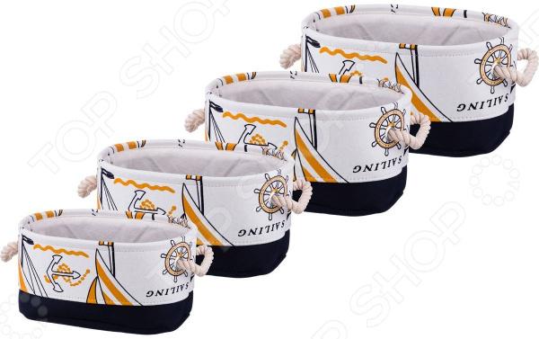 Набор корзин для хранения Lefard 190-189 интерьер и декор