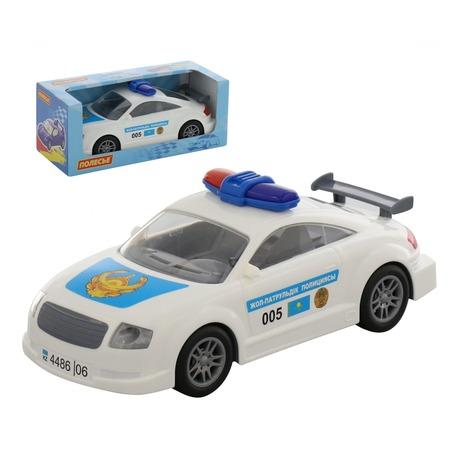 Купить Машинка инерционная игрушечная POLESIE «ДПС. Казахстан»