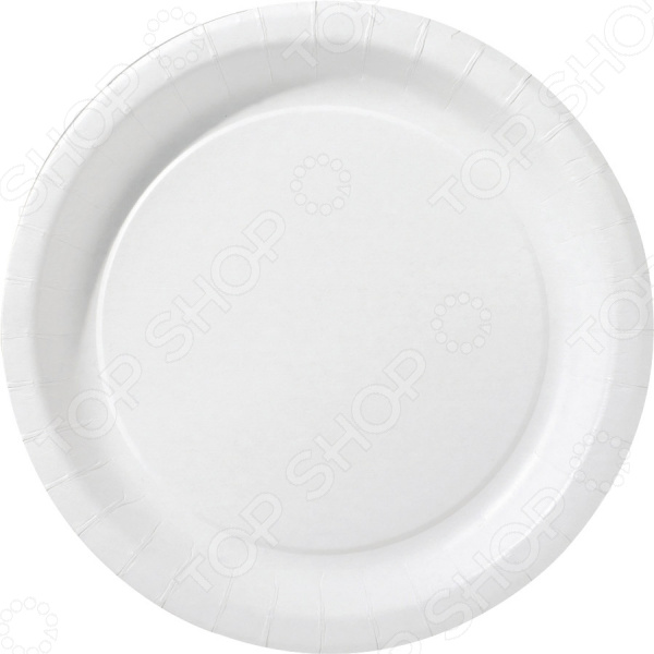 Набор тарелок одноразовых Duni 173979