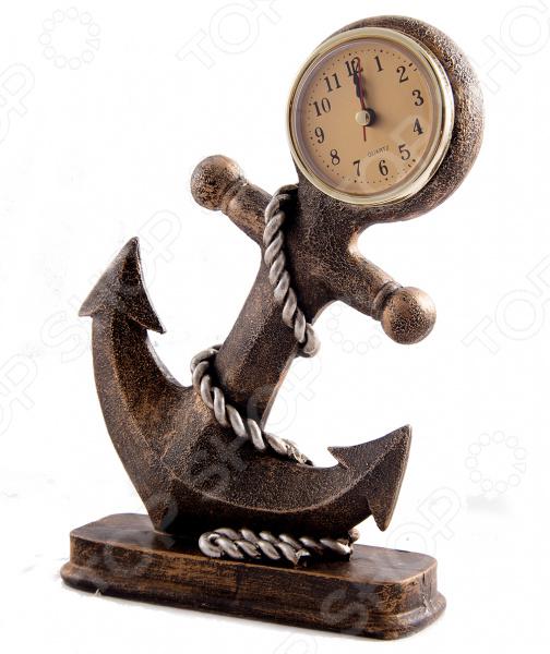 Часы настольные «Якорь» 28521 - артикул: 943134