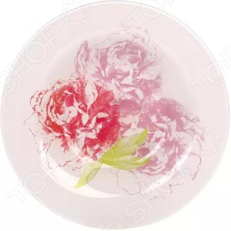 Тарелка суповая Luminarc Pastel. Цвет: розовый Luminarc - артикул: 1721208