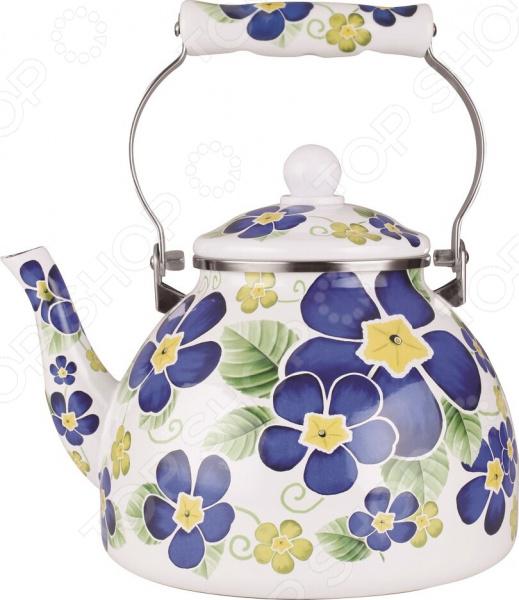Чайник эмалированный Чудесница ЭЧ-4013 электрический чайник чудесница эч 2010