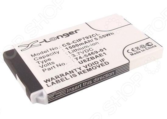 все цены на Аккумулятор для радиотелефонов Pitatel CPB-009 онлайн