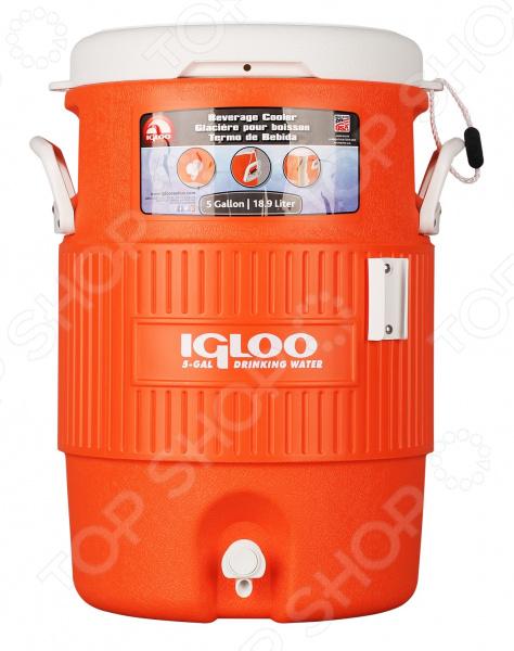 Контейнер изотермический Igloo 5 Gal цена