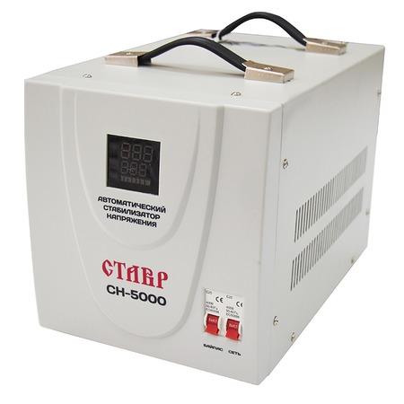 Купить Стабилизатор напряжения СТАВР СН-5000