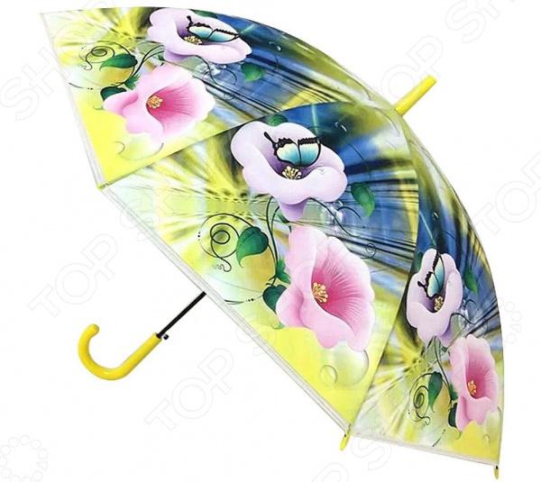 Зонт «Цветы» FX24-21