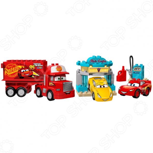 Zakazat.ru: Конструктор для малышей LEGO Duplo «Кафе Фло»