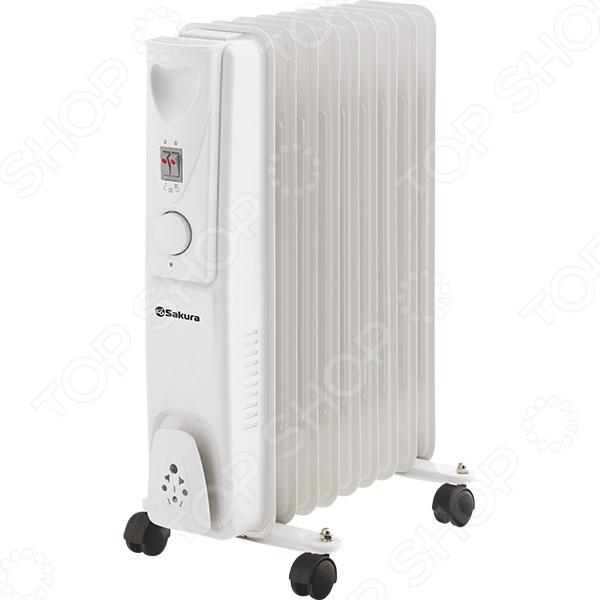 Радиатор масляный Sakura SA-0349