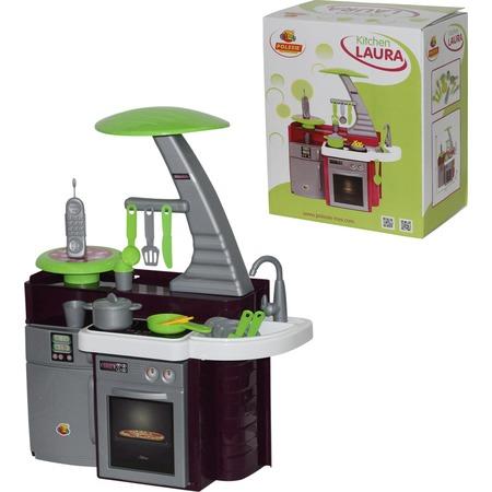 Купить Кухня детская с аксессуарами Coloma Y Pastor Laura